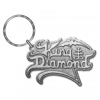 Schlüsselanhänger King Diamond Logo