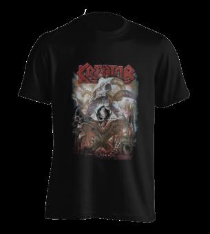 T-Shirt Kreator Gods of Violence