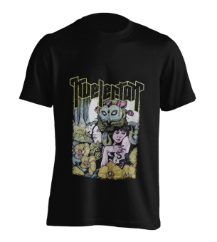 T-Shirt Kvelertak Octopool