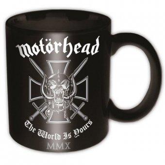 Tasse Motörhead Iron Cross