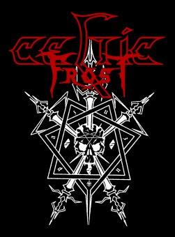 kleiner Aufnäher Celtic Frost Morbid Tales