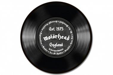 Teppich Motörhead Record 60 cm