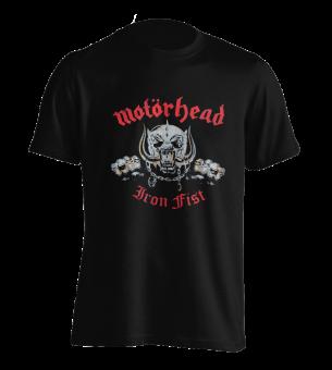 T-Shirt Motörhead Iron Fist