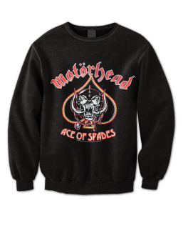 Sweatshirt Motörhead Ace of Spades