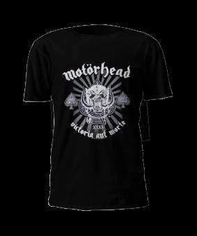 T-Shirt Motörhead Victoria aut Morte