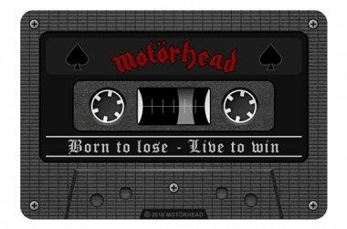 Mousepad Motörhead Kassette