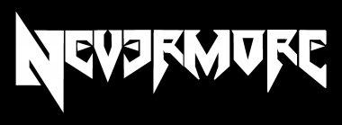kleiner Aufnäher Nevermore Logo
