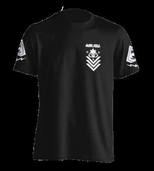 T-Shirt Overkill Sergeant L