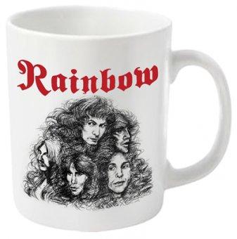 Tasse Rainbow Long Live Rock'n Roll