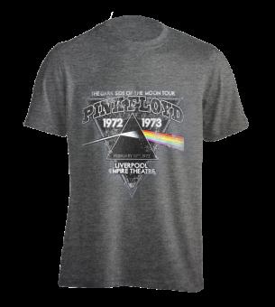 T-Shirt Pink Floyd Liverpool 72