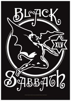Flagge Black Sabbath Flying Demon