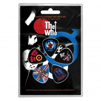 Plektrum Set The Who Classic Designs