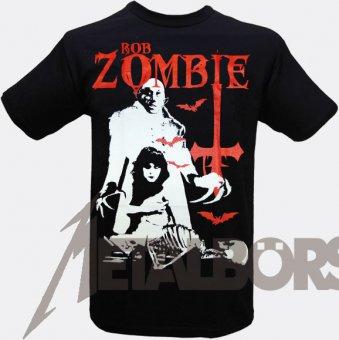 T-Shirt Rob Zombie Teenage Nosferatu