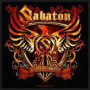 kleiner Aufnäher Sabaton Coat of Arms