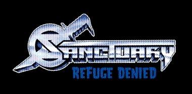 kleiner Aufnäher Sanctuary Refuge Denied