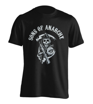 T-Shirt Sons of Anarchy Classic Logo