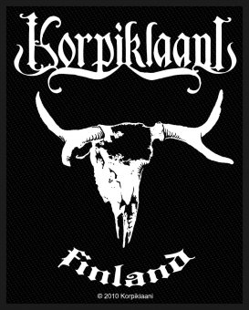 Kleiner Aufnäher Korpiklaani Finland