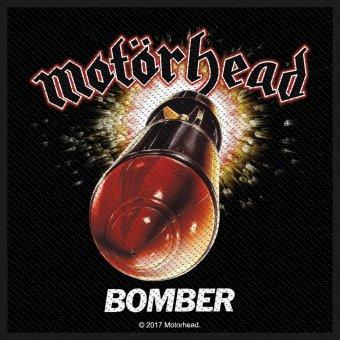 kleiner Aufnäher Motörhead Bomber