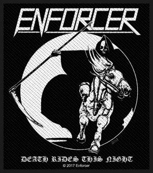 kleiner Aufnäher Enforcer Death Rides