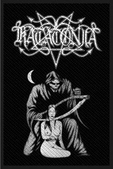 kleiner Aufnäher Katatonia Reaper