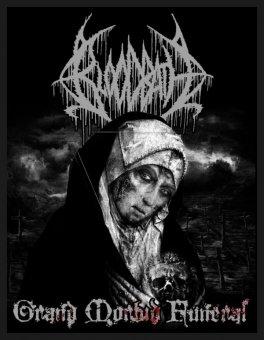 kleiner Aufnäher Bloodbath Grand Morbid Funeral