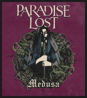 kleiner Aufnäher Paradise Lost Medusa