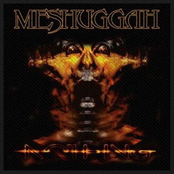kleiner Aufnäher Meshuggah Nothing