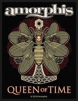 kleiner Aufnäher Amorphis Queen of Time
