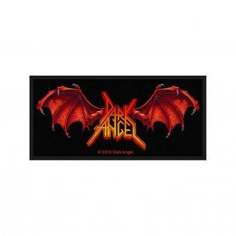 kleiner Aufnäher Dark Angel Red Logo