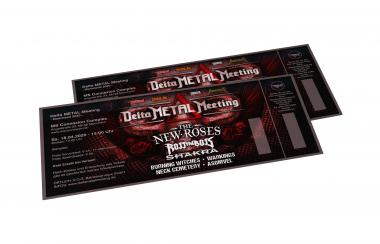 Hardticket Delta Metal Meeting 2020