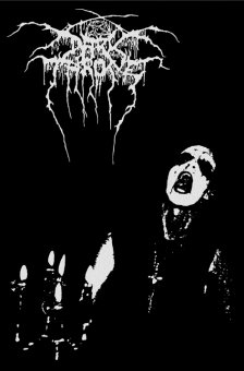Flagge Dark Throne Transilvanian Hunger