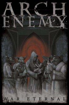 Flagge Arch Enemy War Eternal
