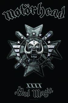 Flagge Motörhead Bad Magic