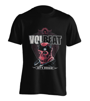 T-Shirt Volbeat The King