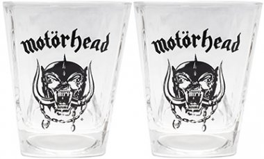 Whiskey Gläser Motörhead ( 2er Set )
