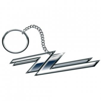 Schlüsselanhänger ZZ Top Logo