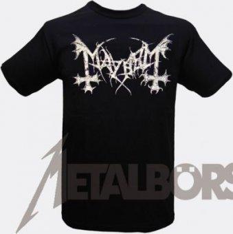 T-Shirt Mayhem Vintage Logo