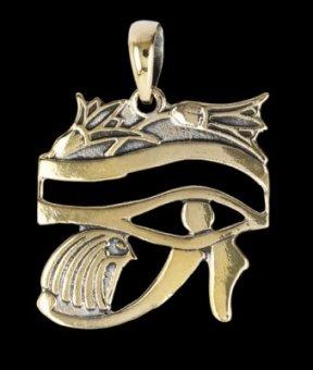 Kette Eye Bronze