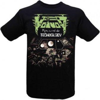 T-Shirt Voi Vod Killing Technology M