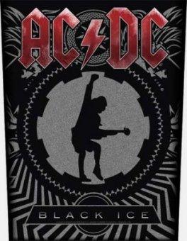 Rückenaufnäher AC/DC Black Ice