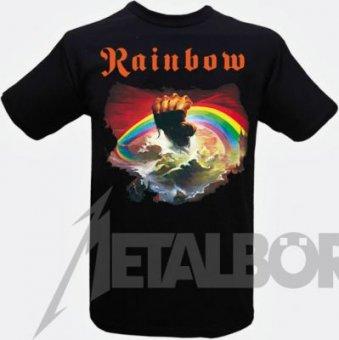 T-Shirt Rainbow Rising L