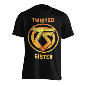 T-Shirt Twisted Sister You can't stop Rock'n Roll