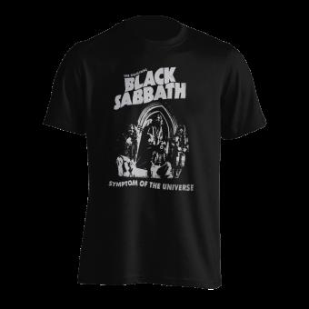 T-Shirt Black Sabbath Symptom of the Universe