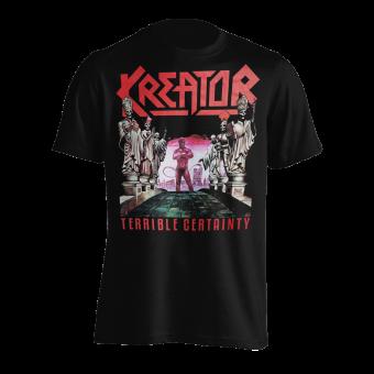 T-Shirt Kreator Terrible Certainty