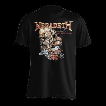 T-Shirt Megadeth Peace Sells..... Vic