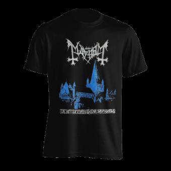 T-Shirt Mayhem De Mysteriis Dom Sathanas