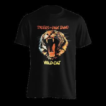 T-Shirt Tygers of Pan Tang Wild Cat