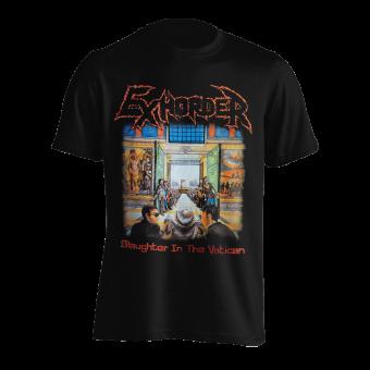 T-Shirt Exhorder Slaughter in the Vatican