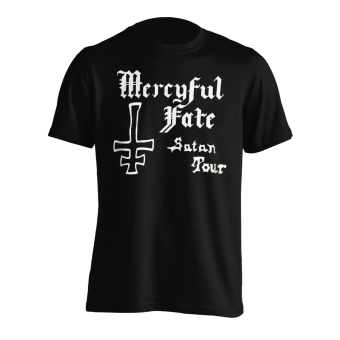 T-Shirt Mercyful Fate Satan Tour 82