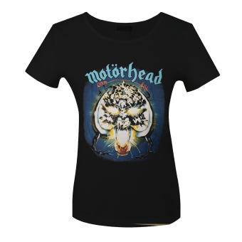 Girlie Shirt Motörhead Overkill